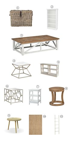 Your Ultimate Guide to Hamptons style Furniture and Décor Hamptons Style Bedrooms, Hamptons Living Room, Hamptons Style Decor, Hamptons House, Home Living Room, Hamptons Fashion, Hampton Furniture, Condo Furniture, Bali