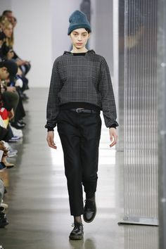 The complete John Elliott Fall 2018 Ready-to-Wear fashion show now on Vogue Runway.