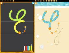 ABSitter Lite. Un tool per insegnare l'alfabeto corsivo ai bambini in età prescolare - HDblog.it