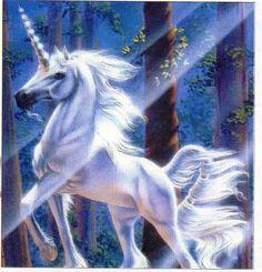 Mitologia Griega y sus animales - Unicornio
