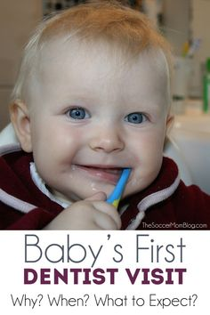 I had so many questions about my baby's dental care, so I asked a pro!