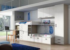 Mobiliário de criança Children furniture www.intense-mobiliario.com  Quarto Piola http://intense-mobiliario.com/product.php?id_product=7632