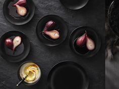 Pêra com sotaque (e sabor). #Natal #receitas #IKEAPortugal Ikea Portugal, Eggs, Fruit, Breakfast, Food, Swedish Kitchen, Dishes, Sweets, Xmas