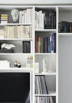 Lundia shelving system | Susanna Vento