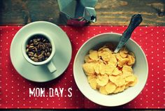 Something about Monday!