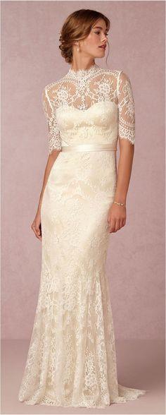 Vintage Wedding Dresses (148)