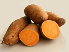 Sweet Potato ranks number one in nutrition amongst its fellow vegetables and yams in the U. are another variety of sweet potato. Sweet Potato Casserole, Sweet Potato Recipes, Onion Casserole, Thm Recipes, Healthy Recipes, Healthy Oils, Healthy Scalp, Microwave Recipes, Healthy Hair
