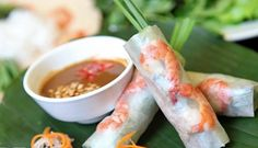Saigon Salad Rolls   Vietnam Information - Discover the beauty of Vietnam through Culture, Cuisine, People and Travel