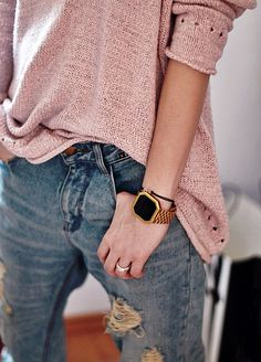 is it a watch? is it a bracelet? Don't care. Gotta have it.