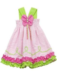 Rare Editions Girls 2T-6x Pink Lime Butterfly Applique Halter Seersucker Dress, 3T Rare Editions,http://www.amazon.com/dp/B00CHGJ6IC/ref=cm_sw_r_pi_dp_atfHrb9B1F644688