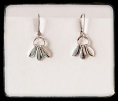 spangle jewelry — trio earrings