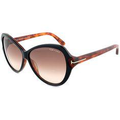54fcf26e7e7 Tom Ford Tom Ford Tf326 03f Valentina Sunglasses