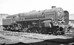 clan class steam trains photos - Google Search