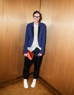 2014 CFDA Fashion Awards, After Party, Standard Hotel, New York, America – 02 Jun 2014