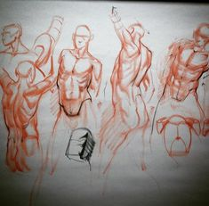 5 min Figure Drawing Demonstration page- Talking about the dynamics and structure of the torso. August 13, 2016 at 0617PM.jpg