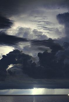Love these storm clouds #Stormclouds