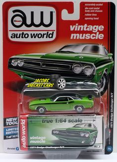 2 Fast 2 Furious Hemi Challenger DECAL 1//64 scale AFX Aurora Autoworld Tyco
