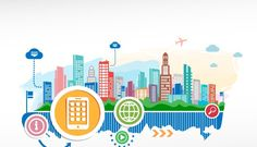 Smart Cities can improve the quality of Urban Life