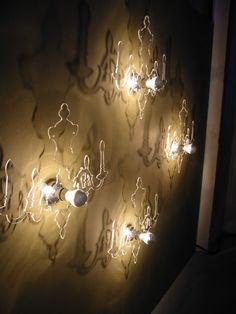 Ombres Portées, Lounge Lighting, Chandelier, Wall Lights, Ceiling Lights, Ligne Roset, Transparent, Neon Signs, Etsy