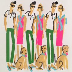 "Palm Beach or Bust, by Donald ""Drawbertson"" Robertson"