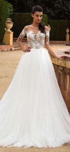 Amelia Sposa Wedding Dress Collection Fall 2018 | Boda