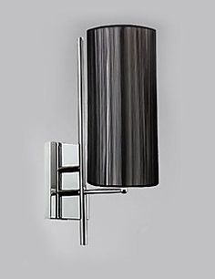 Wall Lamps , 1 Light , Modern Artistic Stainless Steel Plati... – CAD $ 148.02