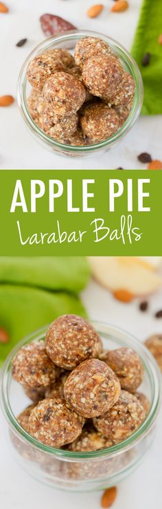Apple Pie Larabar Ba