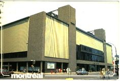 The Montreal Forum - Beginning as a roller rink, it became the most iconic building in all of hockey, home to the Montreal Canadiens from 1926 to Montreal Ville, Montreal Quebec, Montreal Canadiens, Hockey Season, The Mont, Good Old Times, O Canada, The Expanse, Old Photos
