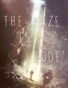 The Maze Runner by James Dashner. Really good book, I hope the movie is just as good!