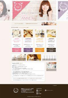 バンブー bamboo 美容室 サロン  #hair #salon #web #design #beauty #LIGHTTHEWAY http://light-the-way.jp/
