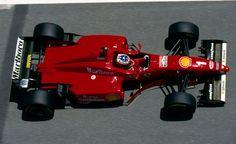 1996 Michael Schumacher (GER) (Scuderia Ferrari), Ferrari F310 - Ferrari Tipo 046 3.0 V10