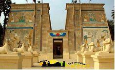 القريه الفرعونيه ----------The Pharaonic Village egypt