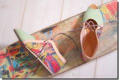 Shoes by Anna Zaboeva
