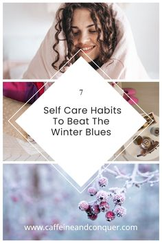 How to create lasting habits to improve your energy and motivation during the cold winter months. Learn the difference between the common winter blues and something more serious called Seasonal Affective Disorder, then take away some of my tips to live a healthier, happier lifestyle when we struggle with it the most #energy #motivation #wellbeing Caregiver Quotes, Mental Health Illnesses, Low Mood, Habits Of Successful People, Mental Health Support, Anxiety Help, Light Therapy, Self Care Routine, Health Articles