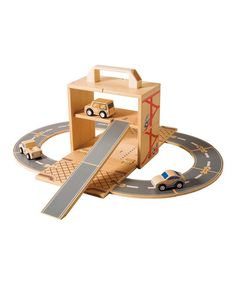 Look at this Car BoxSet Play Set on #zulily today!