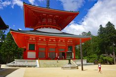 A temple in the Koya San region in Kansai Wakayama, Japanese Calligraphy, Getting Old, Big Ben, Gazebo, Around The Worlds, Outdoor Structures, Building, Outdoor Decor