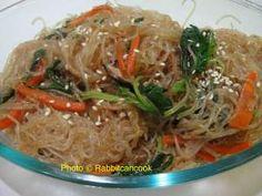 I love these noodles & shitake mushrooms