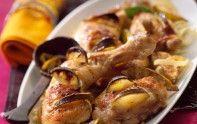 Le chef étoilé Cyril Lignac vous propose de préparer un poulet au citron vert. Suivez bien la recette et vous obtiendrez un plat très gourmand. Gluten Free Cooking, Cooking Recipes, Healthy Recipes, Chefs, Best Chef, My Best Recipe, Bon Appetit, Coco, Main Dishes