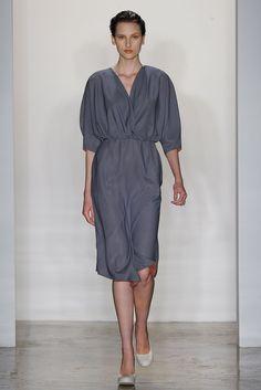 Costello Tagliapietra Spring 2012 Ready-to-Wear Fashion Show - Katia Selinger