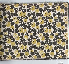 Various Unknown Designers Manufacturer: Wiener Werkstätte Date: early 20th Century Culture: Austrian Medium: Cotton, silk, wool and linen Dimensions: Approximately: H. 8-1/2, W. 12 inches (21.6 x 30.5 cm.) Classification: Textiles Credit Line: Rogers Fund, 1954