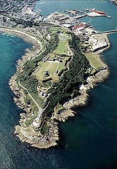Pendennis Castle, Falmouth, Cornwall. A great place to visit if your a history buff. (Personality/Tone of voice)