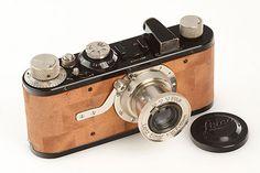 1930 Leica Calfskin