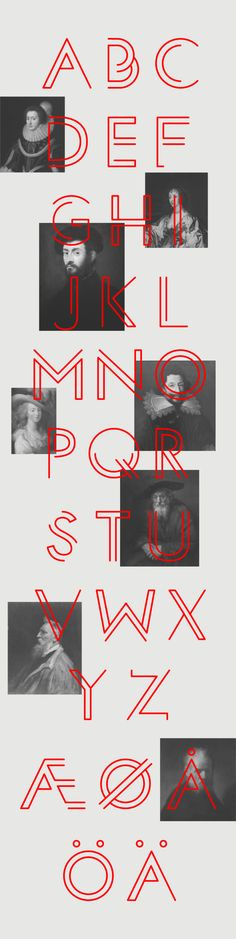 illusory Sans by Marcus Pedersen, via Behance