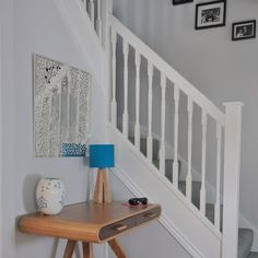 Fresh modern hallway | Hallway decorating ideas | housetohome.co.uk