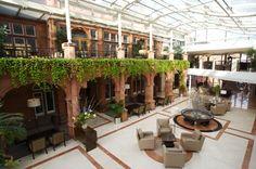 Crown Moran Hotel, York, Greater London #weddingvenuelondon