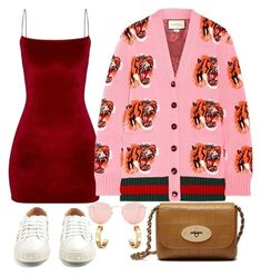 Designer Clothes, Shoes & Bags for Women Kpop Fashion Outfits, Stage Outfits, Mode Outfits, Retro Outfits, Girly Outfits, Cute Casual Outfits, Stylish Outfits, School Outfits, Fashion Dresses