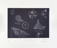 John Pule, Star Navigator (Towards the Kermadecs), 2011 Stars, Artist, Artists, Sterne, Star