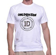 1D Flower For Men T-shirt