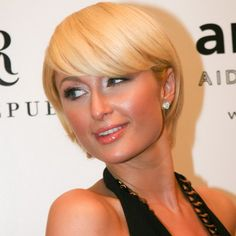 New Paris Hilton Bob Hairstyles Trends