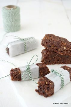 Chocolade noten repen